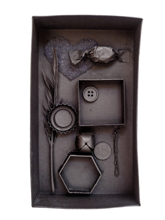Fine art for kids: Boxing with Louise Nevelson