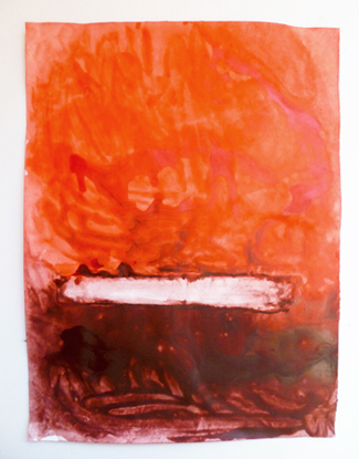 Fine art for kids: Red with Rothko