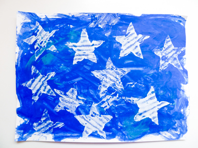 Fine Art for Kids: Stars with Jasper Johns