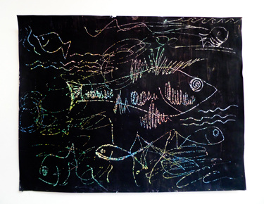Fine Art for Kids: Etching with Klee