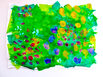 Fine Art for Kids: Spring with Klimt