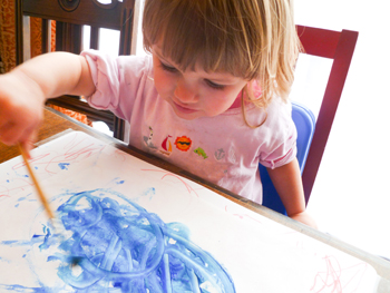 Art Activities for Kids: The Preschematic Stage of Art