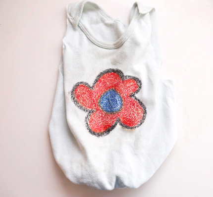 Onesie/t-shirt bag
