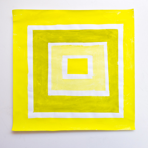 Fine art for kids: Tints and shades with Josef Albers