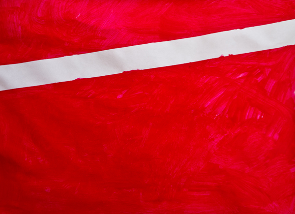 Fine art for kids: Color field with Barnett Newman