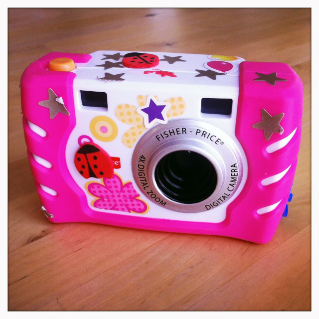 Fisher Price 4x Zoom Digital Camera