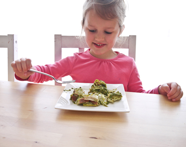 Cooking with kids: Grilled cheese turkey pesto casserole