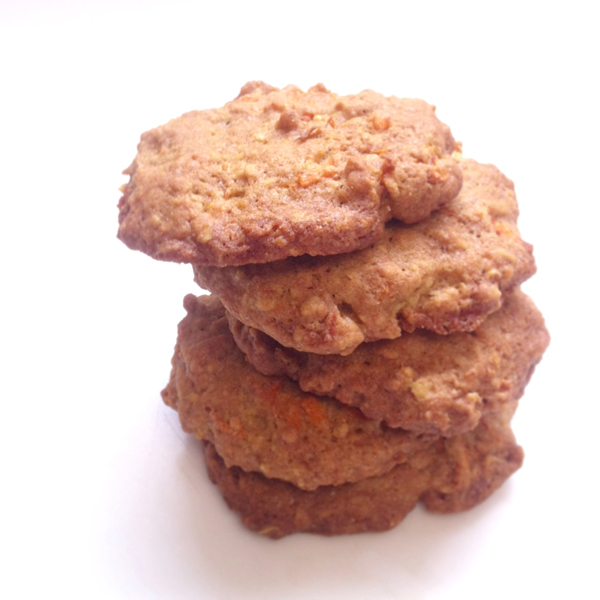 carrot cookies