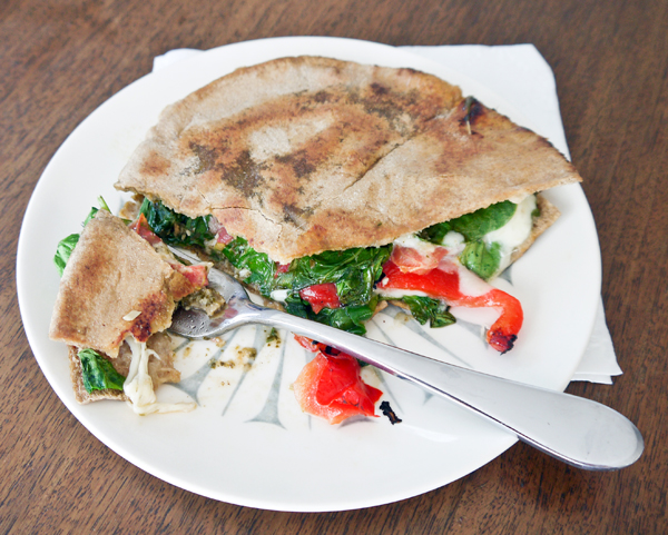 Summer Sandwiches: Healthy Italian Melty