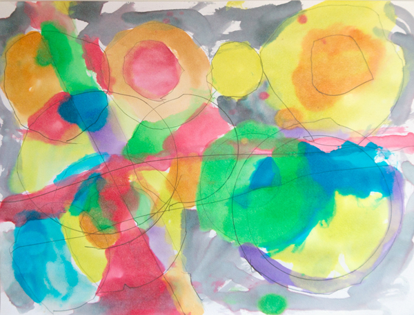 Fine Art for Kids: Staying in the lines with Robert Delaunay