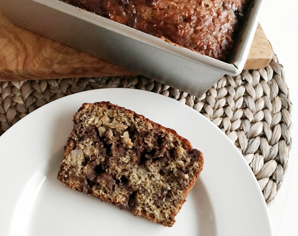 The Supreme Banana Bread